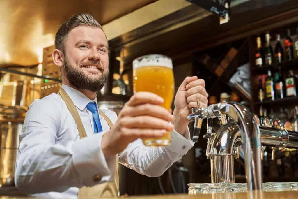 Divise-barman